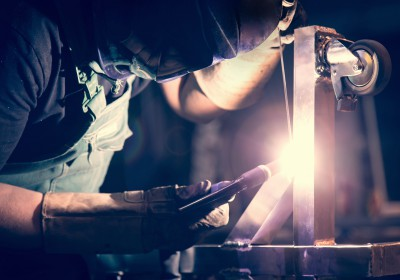 Check out our Welding page to learn more about our services.