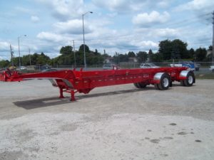 Trailer Repainted, Fixed by Tech Trailers