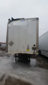Broken Trailer Tech Trailers Repaired